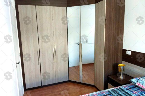 Condomínio das Figueiras dormitorio casal